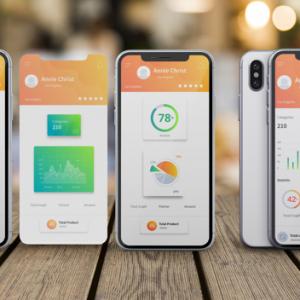 Mobile app developing